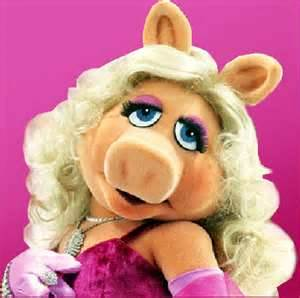 Miss Piggy--Timeless Beauty Ideal