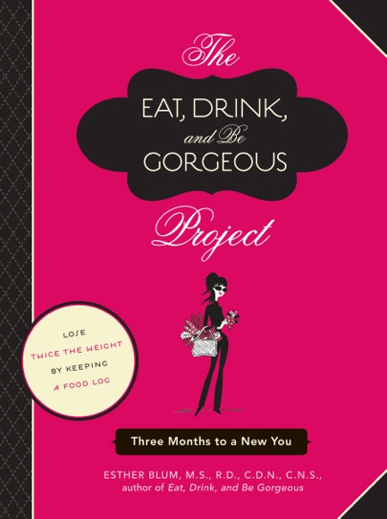 Eat, Drink and Be Gorgeous Project