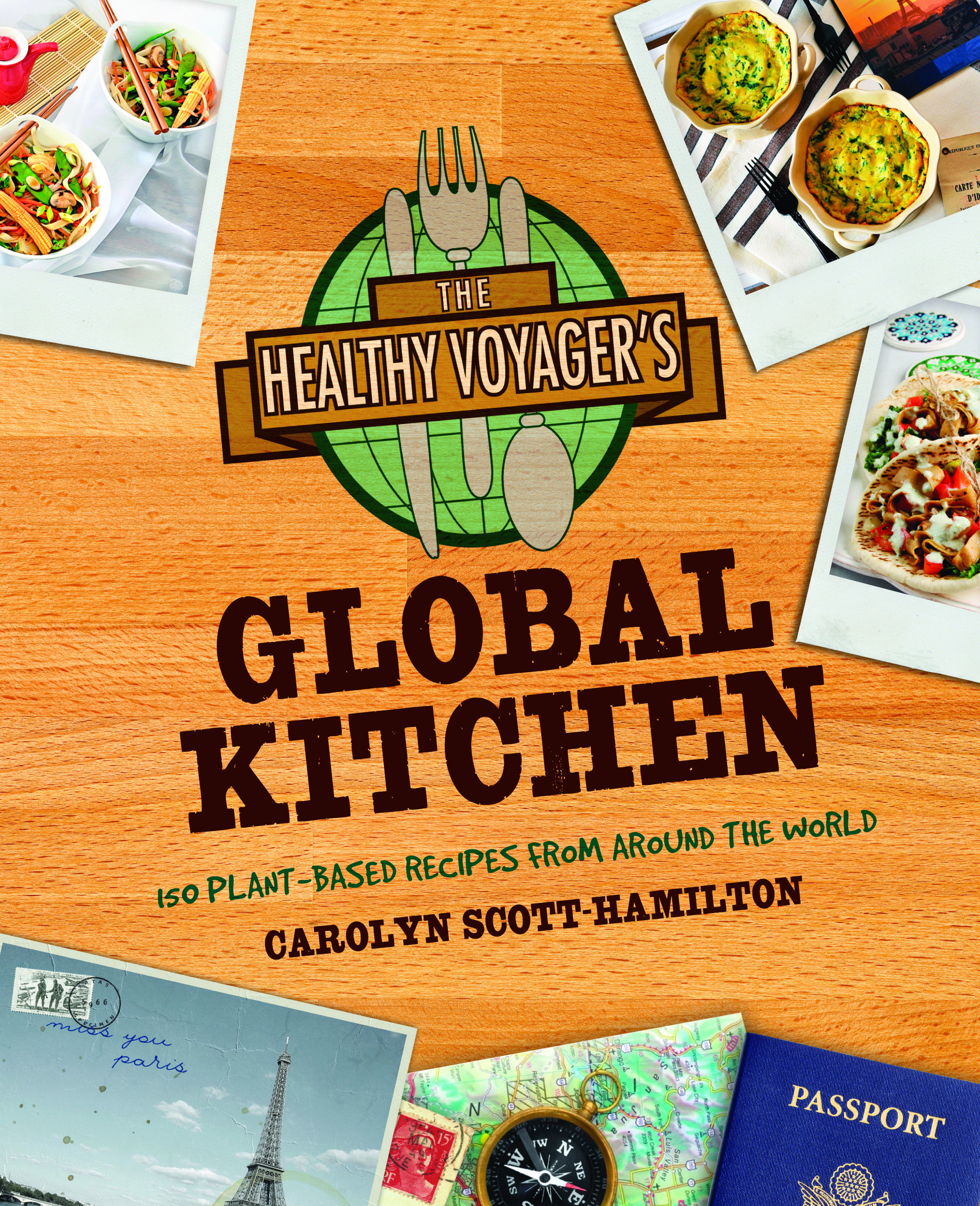 "How to Be a Globetrotting Foodie Without Using Any of Your Bonus Miles? Our Expert and Founder of ""The Healthy Voyager"" Has Your Ticket!"