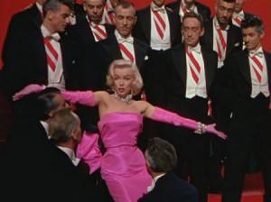 Marilyn Monroe, 1950's Beauty Ideal