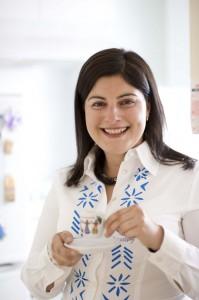 Maria Bernardis, Author and WWB ICON