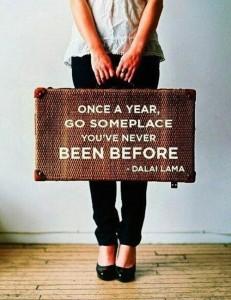 TravelSuitcasedalailama