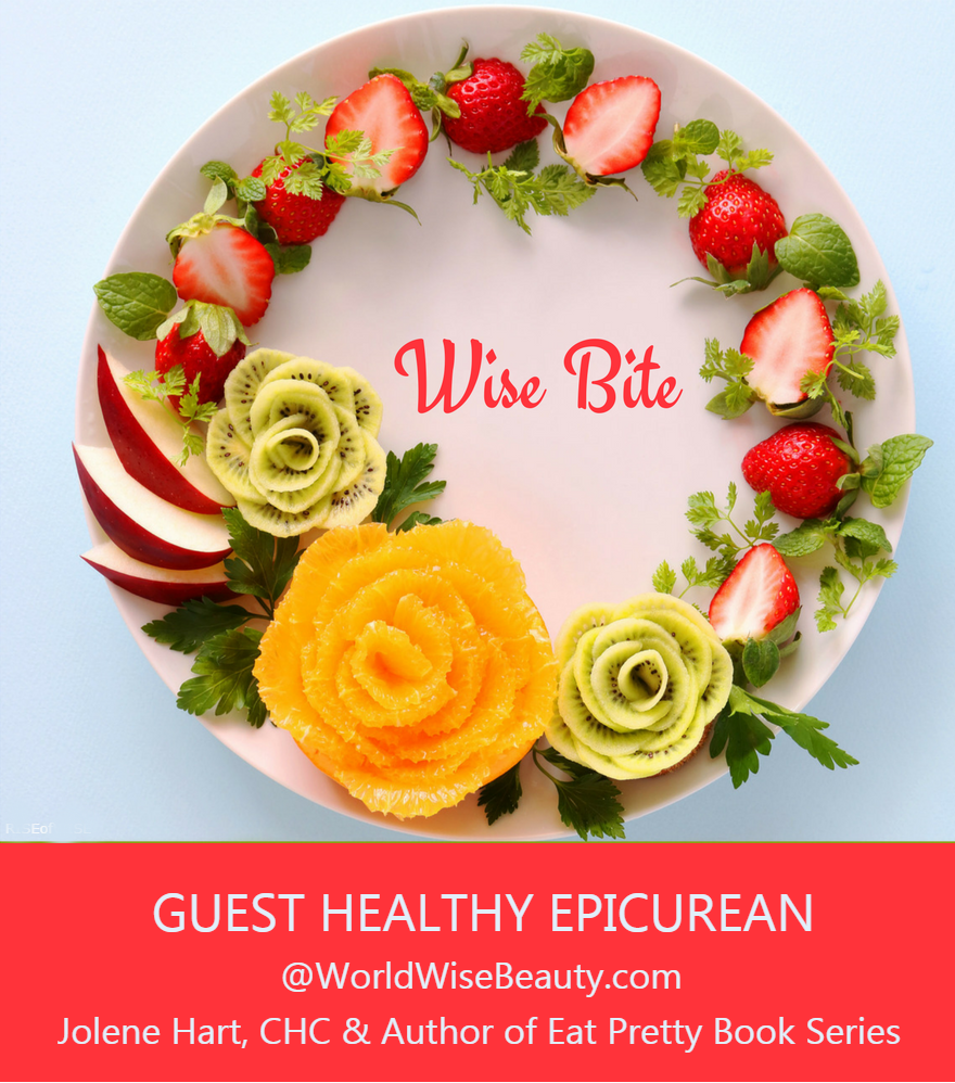Guest Healthy Epicurean, Jolene Hart